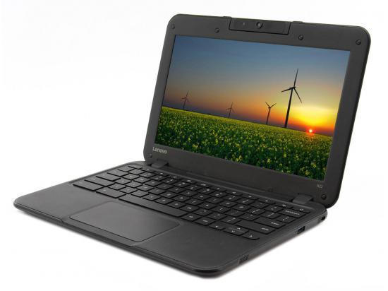 """Lenovo N22 Chromebook 11.6"""" Laptop N3050 1.60GHz 2GB DDR3 16GB SSD - Grade A"""