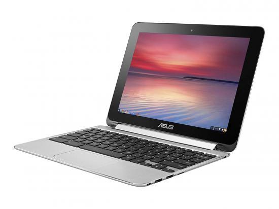"Asus C100 Chromebook Flip 10.1"" Touchscreen Laptop Rockchip 1.8GHz 2GB DDR3 16GB SSD - Grade B"