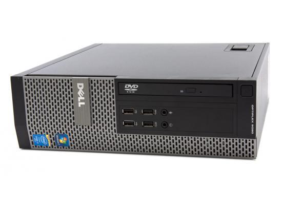 Dell Optiplex 9020 SFF Computer Intel Core i7 (4790) 3.6Ghz 4GB DDR3 250GB HDD - Grade B