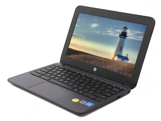 "HP Chromebook 11 G5 EE 11.6"" Laptop Intel Celeron (N3060) 1.6GHz 2GB DDR3 16GB SSD - Grade C"
