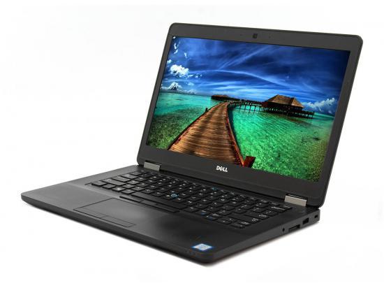 """Dell Latitude E5470 14"""" Laptop Intel Core i7 (6820HQ) 2.70GHz 4GB DDR4 128GB SSD - Grade B"""