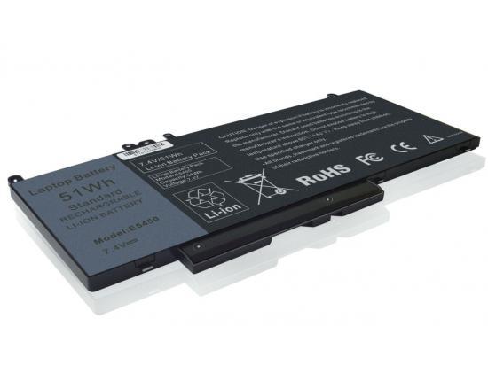 Generic Dell Latitude E5470 E5570 7.6V 62WH Laptop Battery