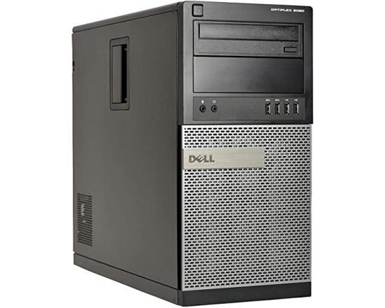 Dell OptiPlex 9020 Mini Tower Computer Intel Core i5 (4570) 3.2GHz 4GB DDR3 250GB HDD - Grade B