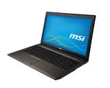 "MSI MS-16GD 15.6"" Laptop Intel Core i5 (4210M) 2.6GHz 4GB DDR3 320GB HDD - Grade A"