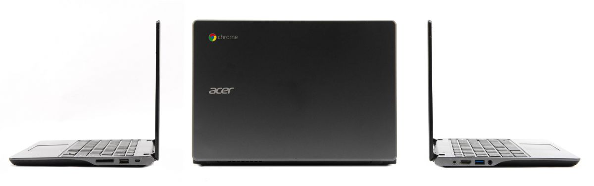 Acer C720 Expanded View