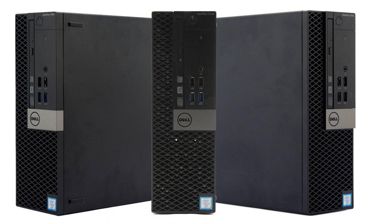 Dell Optiplex 7040 SFF Computer 3D Review