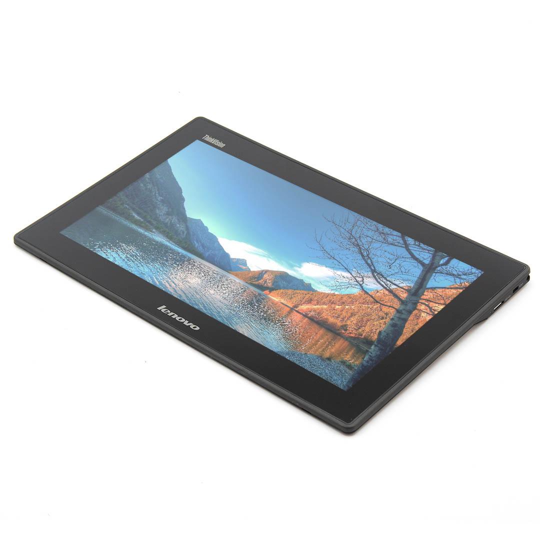 Lenovo ThinkVision LT1423p Monitor Interface View