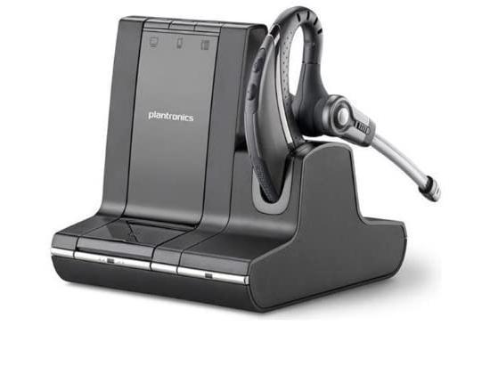 Plantronics W730 SAVI 3 in 1 Over-the-Ear Wireless Headset - Microsoft - Grade A