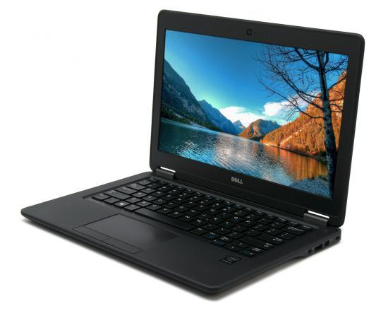 """Dell Latitude E7250 12.5"""" Laptop Intel Core i5 (5300U) 2.3GHz 4GB DDR3 128GB SSD - Grade C"""