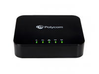 Polycom OBi312 1-FXS 1-FXO ATA Universal VoIP Adapter