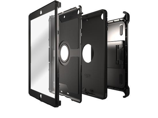"Otterbox Defender iPad Pro (3rd Generation 2018) 12.9"" Case - Black"