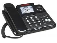 Clarity E814 40dB DECT Amplified Phone with Answering Machine (53730.000)