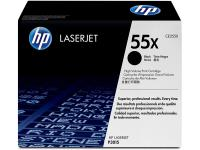 HP 55x CE255X Compatible Toner Cartridge - Black