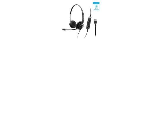 Sennheiser Impact SC 260 Controller II USB-A Stereo Headset w/NC