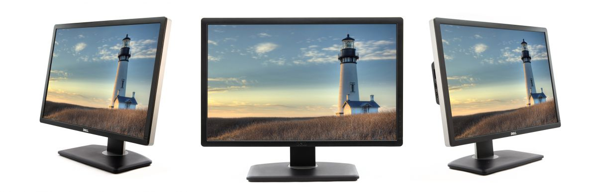Monitor 3D View