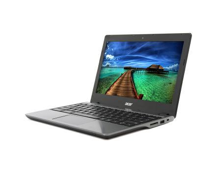 """Acer C720 11.6"""" Chromebook Intel Celeron (2955U) 1.4 GHz 2GB DDR3 16GB SSD - Grade B"""