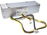 Dell R7PPW 255W Optiplex 3020 7020 9020 T1700 SFF Power Supply Unit - Grade A