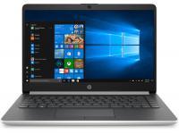 """HP 14-dk0028wm 14"""" Laptop Ryzen3 3200U 2.6GHz 4GB DDR4 128GB SSD - Silver"""