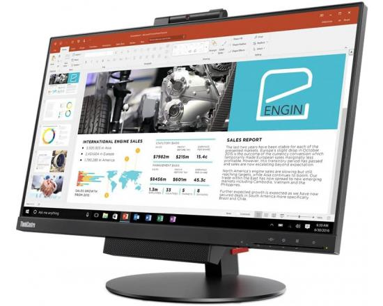 "Lenovo ThinkCentre Tiny-in-One  23.8"" Widescreen LED Monitor"