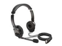 Kensington Hi-Fi USB-A UC Headphones w/NC Mic