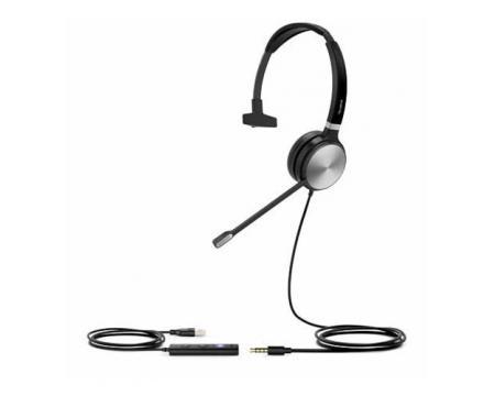 Yealink UH36 USB-A Mono Wired Headset - Microsoft Teams