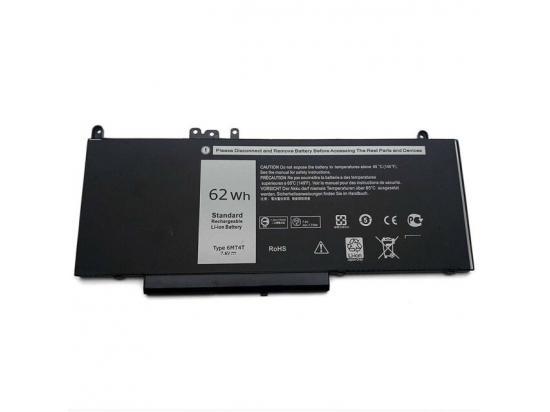 Generic Dell Latitude E5450 E5550 7.6V 62Wh Laptop Battery