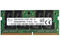 Hynix 16GB 2Rx8 PC4-2133P DDR4-17000 SODIMM Laptop RAM