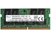 Hynix 16GB 2Rx8 PC4-2133P DDR4-17000 SODIMM Laptop RAM