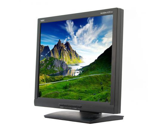 "NEC AccuSync ASLCD72VX-BK 17"" Fullscreen LCD Monitor - Grade C"