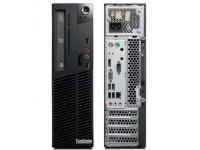 Lenovo ThinkCentre M79 SFF Computer AMD A8 (7600B) 3.1GHz 4GB DDR3 250GB HDD - Grade A