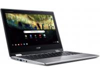 "Acer Spin 11 11.6"" 2-in-1 Chromebook Intel Celeron (N3350) 1.1GHz 4GB DDR4 32GB eMMC"
