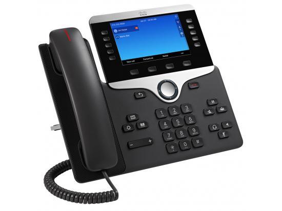 Cisco 8861 Wi-Fi IP Phone (CP-8861-K9)