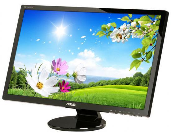 "Asus VE278Q 27"" Widescreen LED Monitor - Grade B"