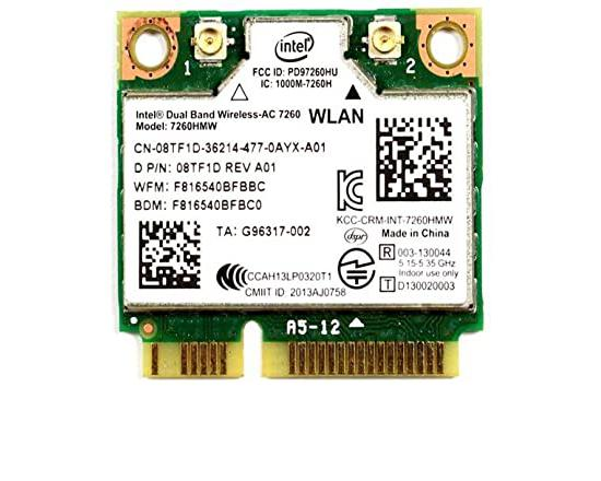 Dell Mini PCI Express Wireless Wifi Card 8TF1D