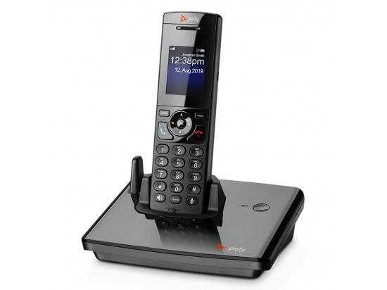 Polycom VVX D230 DECT Wireless IP Phone w/Base Station - New