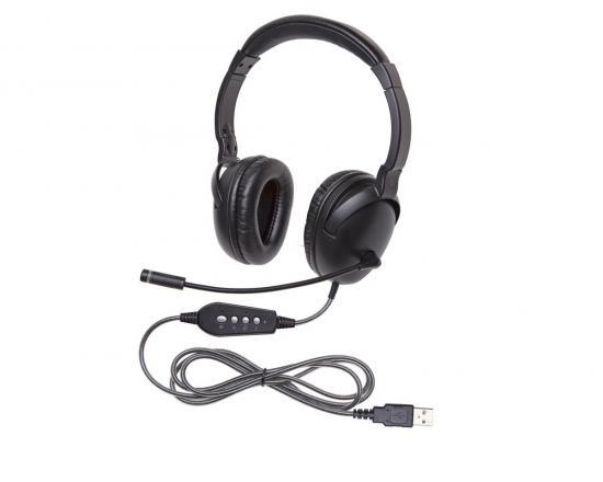 ERGOGUYS Califone Neotech USB-A Calituff Student Headset w/Mic