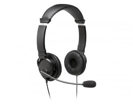 Kensington Hi-Fi 3.5mm Headphones w/NC Mic