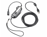 Plantronics SHS 2626-11 USB-PTT with Switch Muting XMTR PTT Selectable New