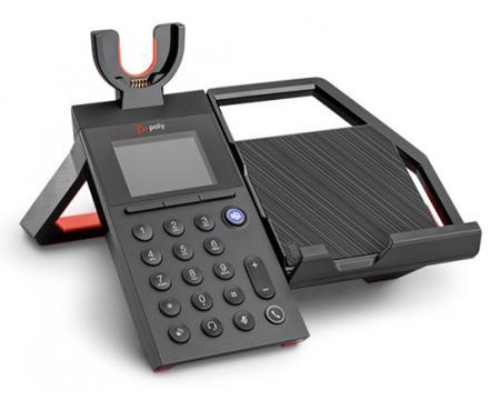Plantronics Poly Elara 60 WS Mobile Phone Station w/Voyager Focus Cradle (No Headset)