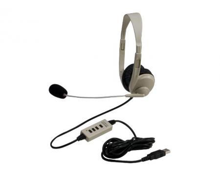 ERGOGUYS Califone USB-A Stereo Student Headset