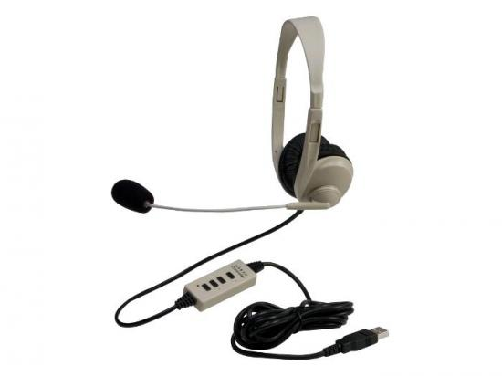 ERGOGUYS Califone USB-A Stereo Student Headset