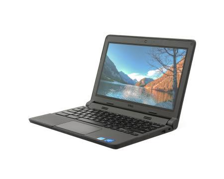 "Dell Chromebook 11 3120 11.6"" Touchscreen Laptop Celeron (N2840) 2.16GHz  4GB DDR3 16GB SSD - Grade C"