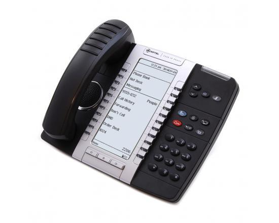 Mitel 5340 IP Dual Mode Large Backlit Display Phone (50005071) -Grade A