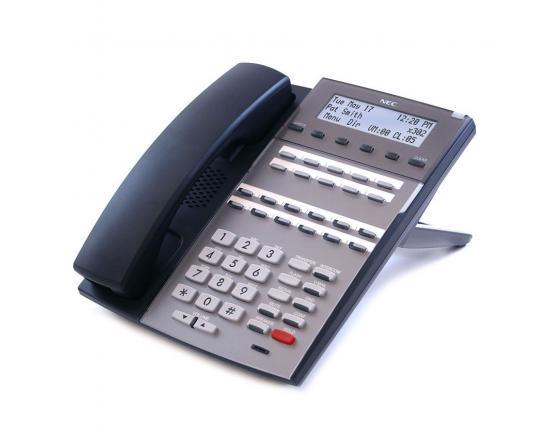 NEC DSX DX7NA-22BTXH 22B 22-Button Black Display Speakerphone - Grade A