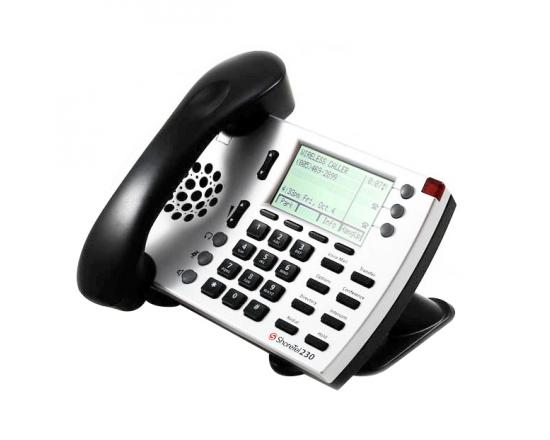 ShoreTel 230 Silver IP Phone (IP230)