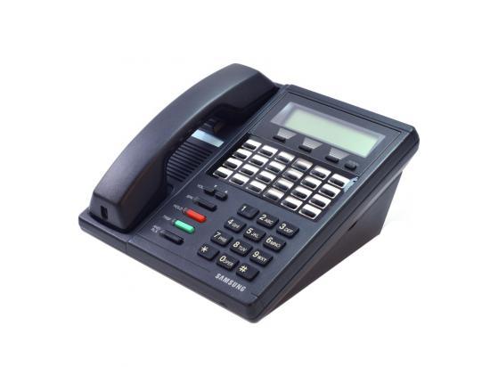 Samsung Prostar DCS 24-Button Black Digital LCD Phone - Grade B