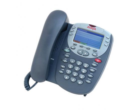 Avaya 2410 12-Button Digital Display Speakerphone - Grade A