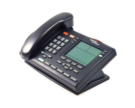 "Nortel Meridian M3904 Charcoal Display Speakerphone (NTMN34) ""Grade B"""