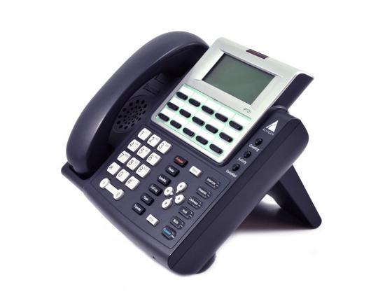 Altigen IP720 15-Button Charcoal IP Display Speakerphone - Grade A