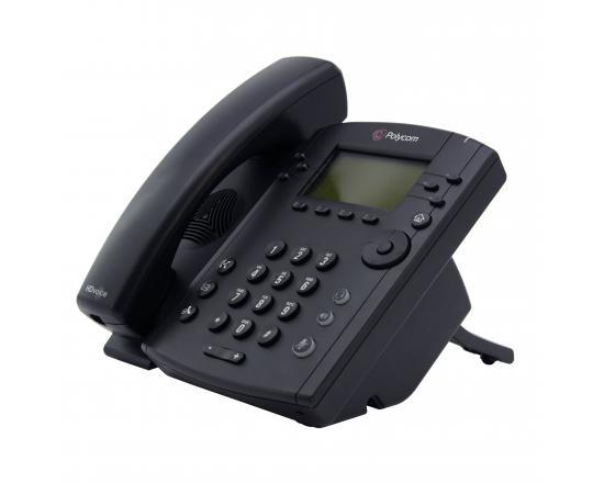 Polycom VVX 300 2200-46135-025 IP Display Speakerphone - Grade A